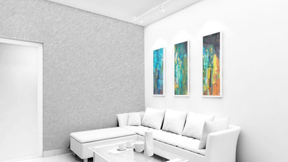Przestronność i minimalizm. Jak zaaranżować minimalistycznie salon?