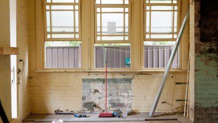 Zalety remontowania budynku